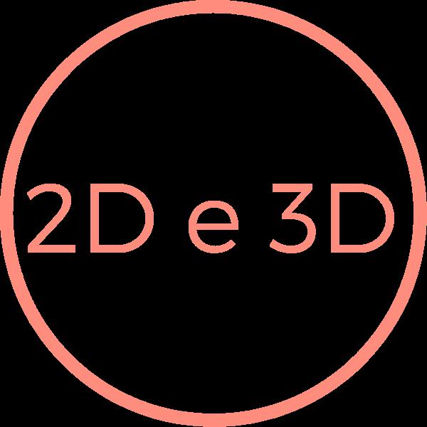 2D e 3D